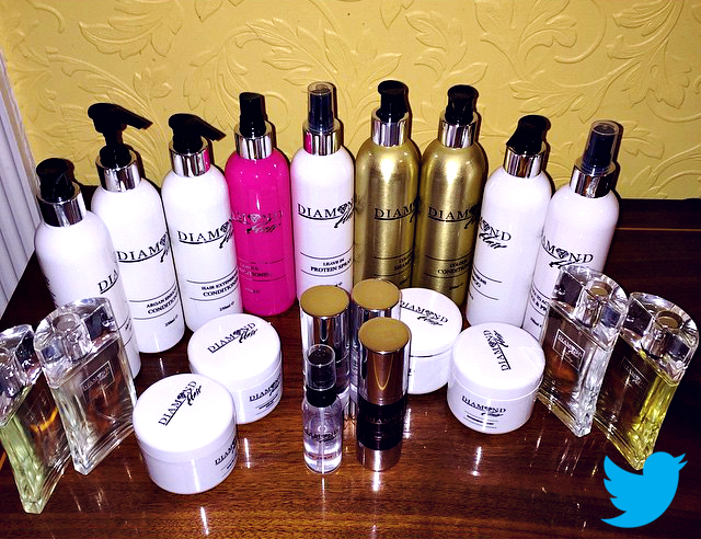 DIAMOND HAIR PRODUCTS 2015